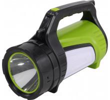 Аккумуляторный фонарь-прожектор 5W+3W (SBF-502-K)/30