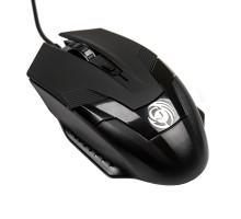 Мышь игровая Dialog MGK-06U Gan-Kata, 4 кнопки + ролик, USB, черная