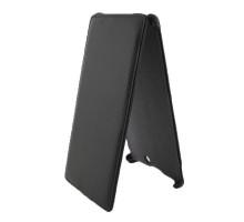 Чехол-книжка в низ Sony Xperia ZU, кож.зам, black