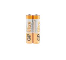 Батарейки GP LR03 AAA Ultra Alkaline, SR2, 2 шт в термопленке (40 шт/уп) 24AU-OS2