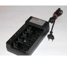 Зарядное Vanson V-799 4-AA/AAA/C/D 1-6F22 в автоприкуриватель