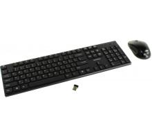 Комплект беспроводной клавиатура+мышь Smartbuy ONE черный (SBC-240385AG-K)