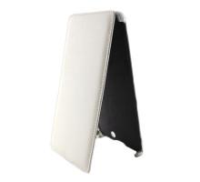 Чехол-книжка в низ Sony Xperia ZU, кож.зам, white