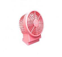 Вентилятор REMAX F19 USBDual-vane Design Fan, pink