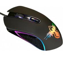 Компьютерная мышь USB игровая, SMARTBUY Rush DOMINATOR (SBM-720G-K), black
