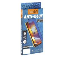 Защитное стекло XIAOMI Redmi Note 9 Pro Max, Ceramic, Anti-Blue, 0.4 мм, 2.5D, матовый, полный клей
