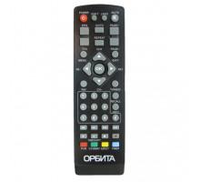 Пульт к циф. ресиверу DVB-T2 Орбита OT-DVC02