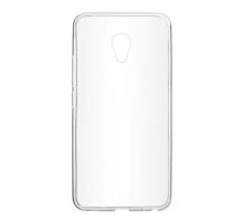 Чехол-накладка Meizu M5 Note, силиконовый, прозрачный