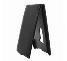 Чехол-книжка Nokia Lumia 900, кожа, черный, Leather Case Jacka Type, SOTOMORE