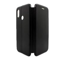 Чехол-книжка Xiaomi Mi 8, вбок, black, FASHION CASE