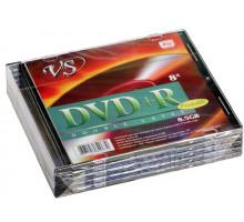 DVD+R VS 8.5 8x Double Layer Ink Print Slim/5