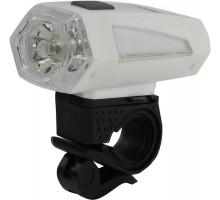 Велофонарь Smartbuy 1 LED (3W ) 3*AAA (SBF-BF03-W) крепление на руль