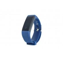 Фитнес браслет 115+, blue