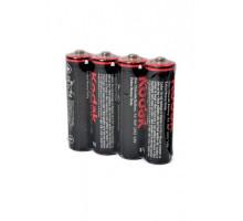 Батарейки Kodak R06 AA 4SR, 4 шт в термопленке