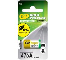 Батарейки GP 476A BL1 (4LR44), BL1, 1 шт в блистере