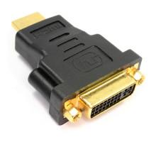 Переходник Mirex HDMI (M) - DVI (F)