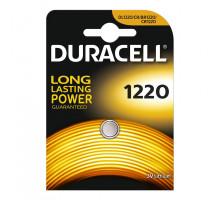 Батарейки Duracell CR1220, BL1, 1 шт в блистере