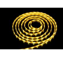 Светодиодная лента SMDT60B 3528 открыт самокл 600LED, 5 м (желтый)