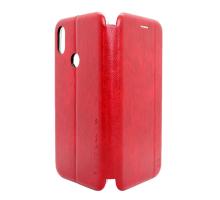 Чехол-книжка Xiaomi Mi A2 (Mi 6X)/S2/MIX 2S, вбок, red