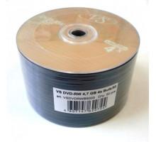 DVD+RW VS 4.7 Gb 4x Bulk/50