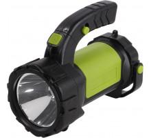 Аккумуляторный фонарь-прожектор 5W+3W (SBF-501-K)/48