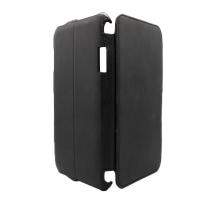 Чехол-книжка Lenovo idea Tab a1000, кож.зам, black
