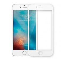 Защитное стекло 3D iPhone 6, white, WK EXCELLENCE + чехол
