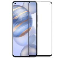 Защитное стекло 3D Honor 30, black, в тех.упаковке