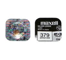 Батарейки 379/SR521SW, MAXELL