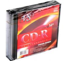 CD-R VS 80 52x Slim/5