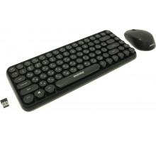 Комплект беспроводной клавиатура+мышь Smartbuy 626376AG черный (SBC-626376AG-K)