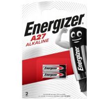Батарейки Energizer 27A BL2, 2 шт в блистере