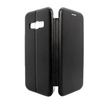 Чехол-книжка Samsung A300/A3 2015, вбок, black, FASHION CASE