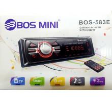 Автомагнитола BOS-583E (USB, SD, mp3, FM, AUX, Display)