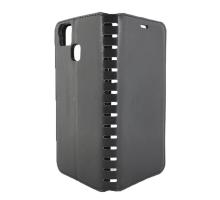 Чехол-книжка Asus ZenFone 3 Zoom ZE553KL, black, NEW CASE