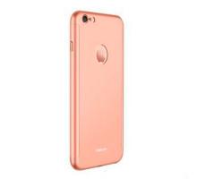 Чeхол-накладка iPhone 6, rose gold, JOYROOM Beetls JR-BP108
