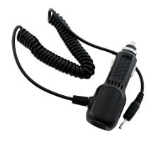 АЗУ с кабелем - тонкий штырек, 2.1A - 2USB